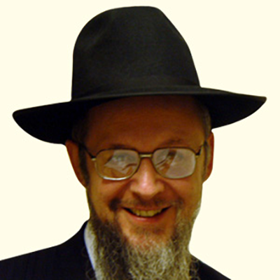 Rabbi Noach Baddiel