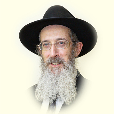 Rabbi Zvi Lieberman