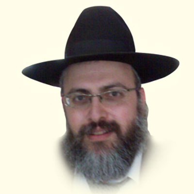 Rabbi Eliyohu Pinchos Levy