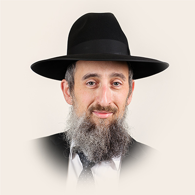 Rabbi Simcha Goldberg