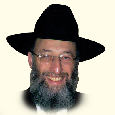 Rabbi Dovid Potash